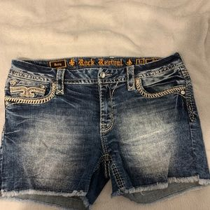 Rock revivals shorts